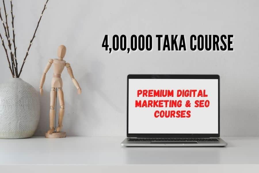 Premium Digital Marketing & SEO Courses